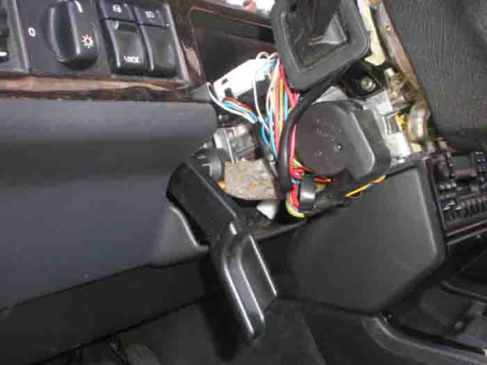 ourVOLVO.com » Blog Archive » Volvo 850 Ignition Switch Replacet